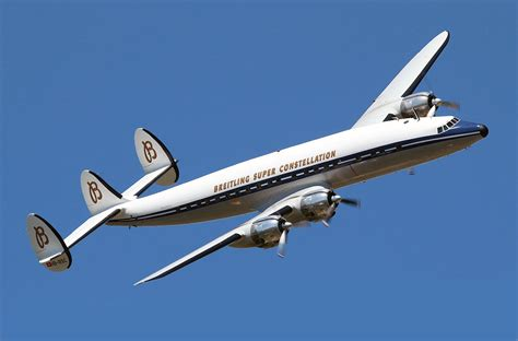 nhungdoicanh: Lockheed L-1049 Super Constellation L 1049