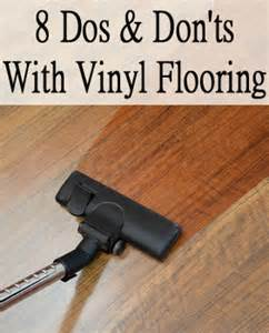 8 dos and don ts with vinyl flooring homemade by jaci