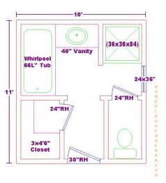 marvelous 8x8 bathroom layout 2 6 x 10 bathroom plans_615_576_634