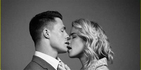 emily bett rickards boyfriend colton haynes and emily bett rickards dating gossip