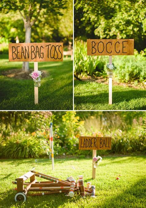 Backyard Summer Wedding by 17 B 228 Sta Bilder Om Wedding Ideas P 229 Br 246 Llop