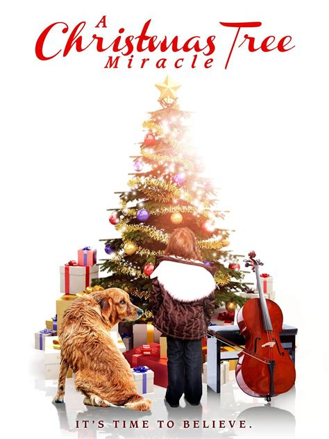 a christmas tree miracle green apple entertainment