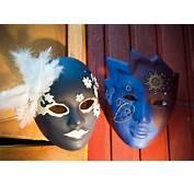 Manos Maravillosas Carnaval Mascaras Para II