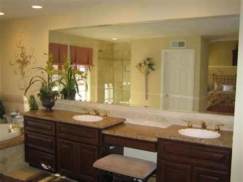 custom size bathroom vanity
