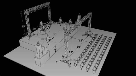 church sound system setup diagram church speakers systems images