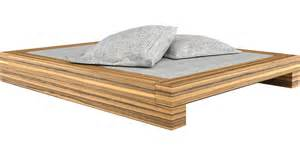 betten 160x200 holz bett somnium minimalistisches design bett rechteck