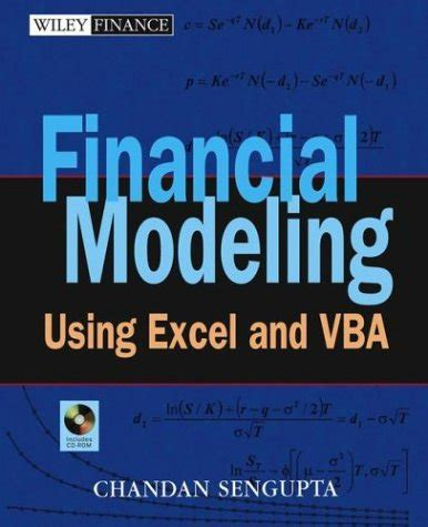 the financial modellers vba compendium 1 books financial modeling using excel and vba by chandan sengupta