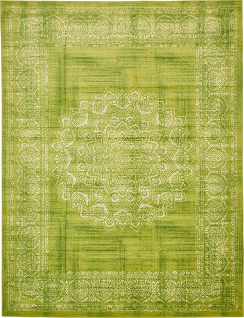 small green rug transitional green faded large rug modern small traditional carpet vintage ebay