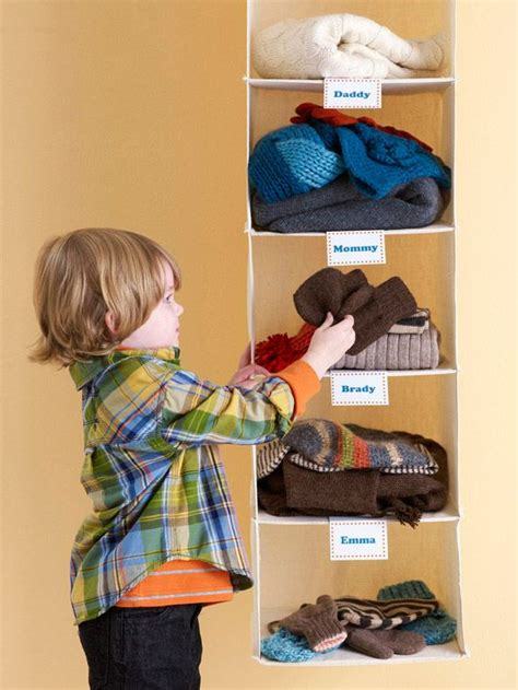 kid friendly closet organization closet entry closet and hats on pinterest