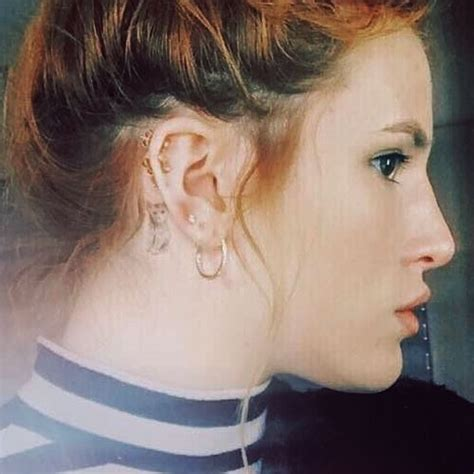 bella thorne s tattoos amp meanings steal her style