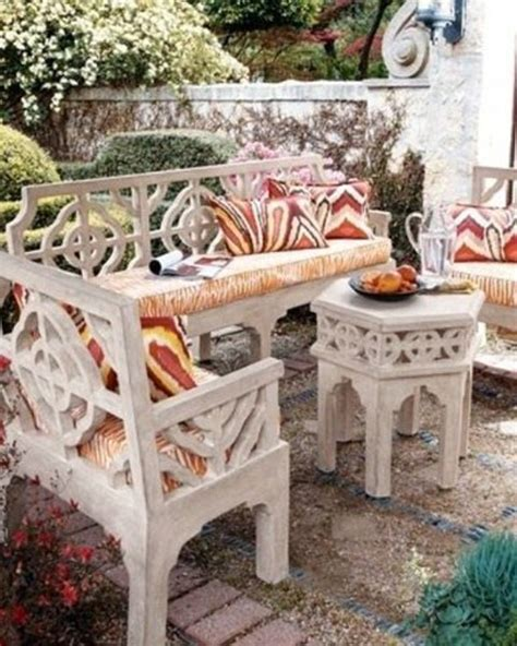 20 Moroccan Style House With Outdoor Spaces Home Design Moroccan Patio Furniture
