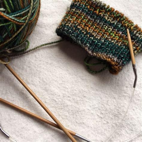 knitting socks on 9 inch circular needles knitting socks with nine inch needles tributary yarns