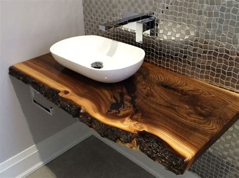 Vanity Slab by Live Edge Slab Benches Cubes And Bar Tops Firewood