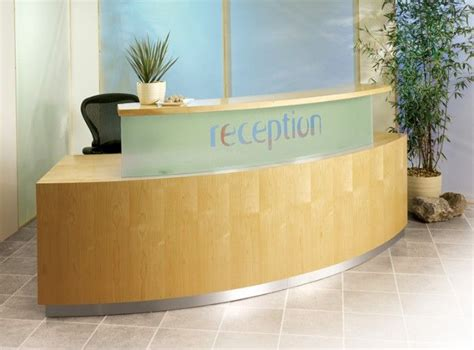 Luxury Reception Desk Luxury Reception Desk Classic B1 R Flush Plinth Reality