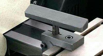 Deluxe Mini Wood Lathe Tool Rest Base Eccentric Lock 4