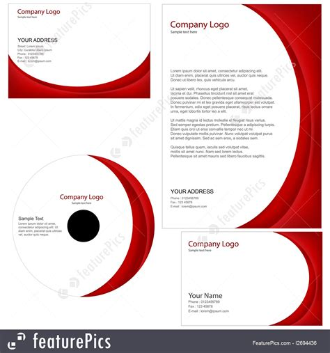Cd Business Card Templates by Business Templates Illustration