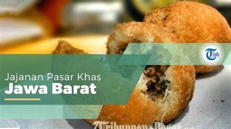 combro makanan tradisional khas jawa barat  berbahan