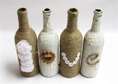 Diy Recycled Home Decor by Diy Wine Bottle Love Craft