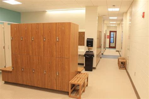 s locker room westport weston family ymca s locker room renovations