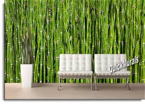 Self Stick Wall Murals Bamboo Backround Peel And Stick Wall Mural