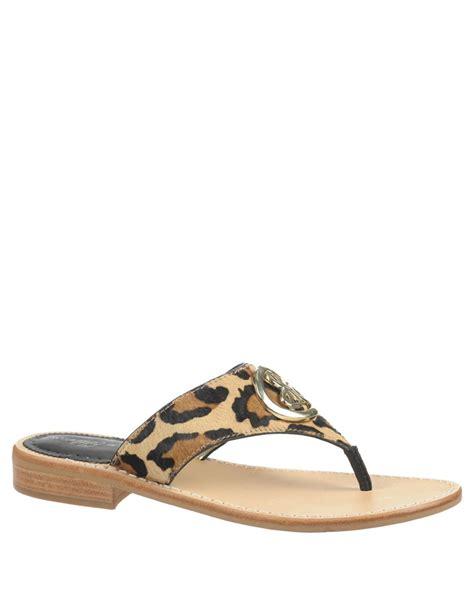 sam edelman leopard sneakers sam edelman trevor leopard printed sandals lyst