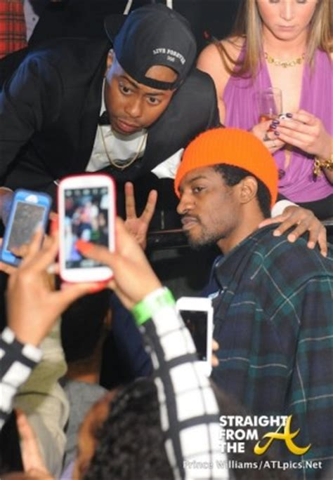 fonzworth bentley andre 3000 spotted outkast s andre 3000 w fonzworth