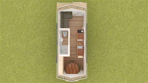tiny house one level talmage 20 tiny house plans tiny house design