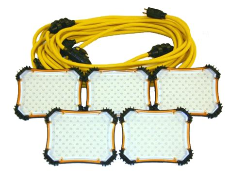 97135 Construction Electrical Products Construction String Lighting