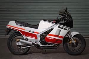 Suzuki Rg400 Suzuki Rg400 1985 Black White Antique Motorcycles