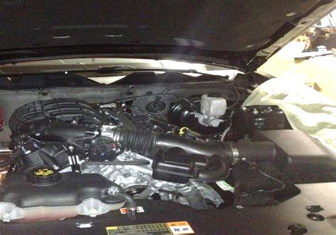 small engine maintenance and repair 2007 land rover lr3 parking system removal of the intake on a 2007 land rover range rover sport repair guides engine mechanical