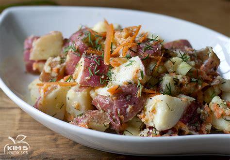 no mayo potato salad s healthy eats