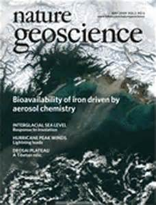 nature geoscience may 2009 / avaxhome