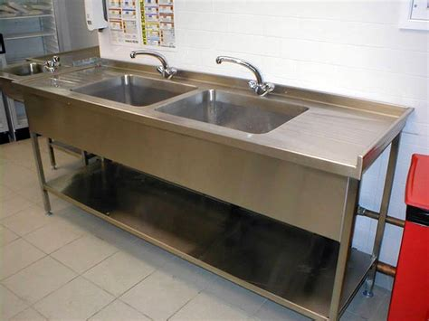 Commercial Stainless Steel Kitchen Sink Commercial Kitchen Sink 1 Sinks Franklin Fixtures Commercial Kitchen Eq 1 Compartment
