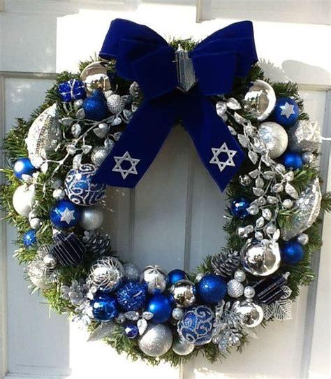 Chanukah Decorations by 25 Best Ideas About Hanukkah Decorations On