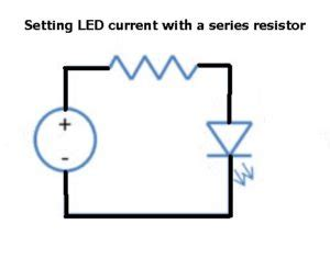 why we use resistor in power supply why do we need all this led driver stuff anyway power electronic tips