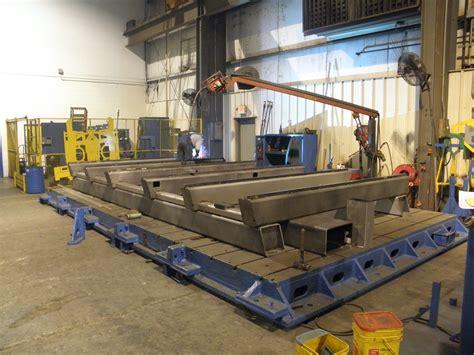 km   solution  large machining  fabricating