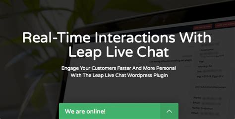woothemes live chat leap v1 1 0 chat wordpress plugin vestathemes