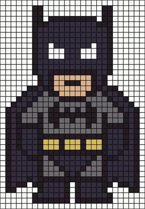 minecraft pixel templates batman batman logo pixel template search crochet