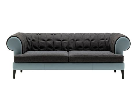 frau sofa manto fabric sofa by poltrona frau