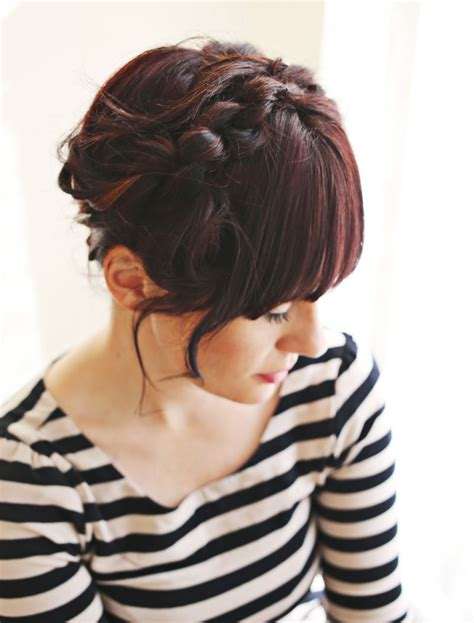 how to do knot hairstyles how to style a knot hairstyle a beautiful mess