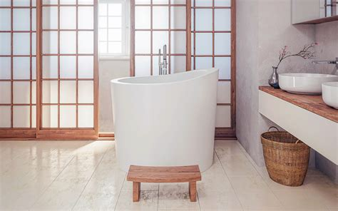japanese bathroom uk aquatica true ofuro mini freestanding stone japanese