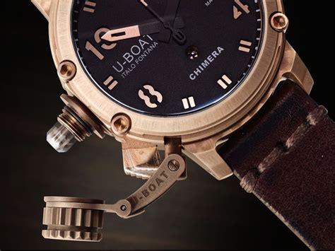 u boat watch chimera 43 limited edition news u boat unveils a new range of 43 mm limited edition