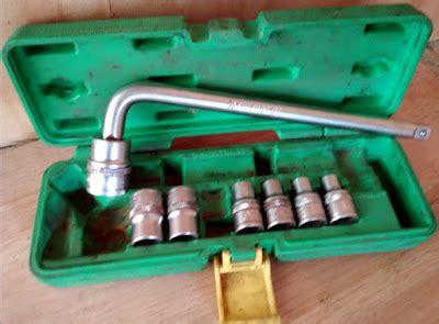 Kunci Shoc Tekiro harga 1 set kunci sok dari berbagai merk kunci shock terbaru