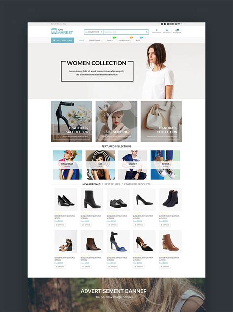 20 Best Shopify Themes With Beautiful Ecommerce Designs Shopify Design Templates