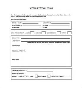 pics photos consultation forms for
