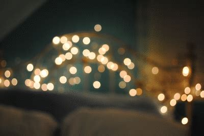string of lights | tumblr