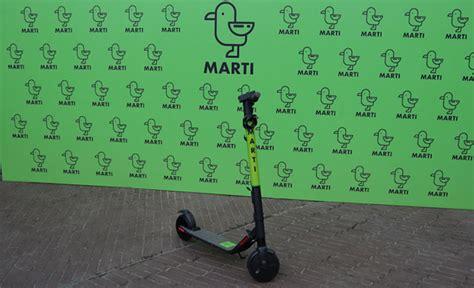 elektrikli scooter kiralama sirketi martiya  milyon