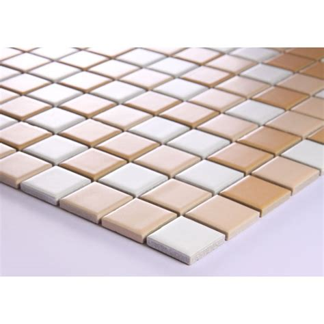 copper glass and porcelain square mosaic tile designs beige porcelain square mosaic tiles wall designs ceramic