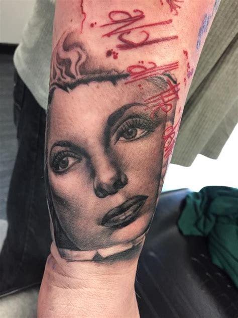 julies tattoo body piercing studio julie london portrait by ricky indiana tattoonow