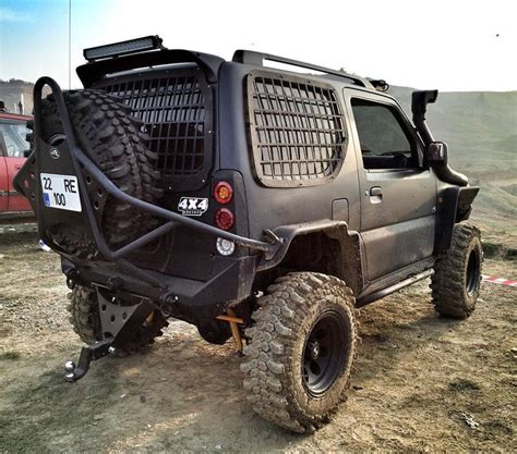 Suzuki Jimny Road Modifications 17 Best Ideas About Suzuki Jimny On Jeep